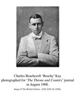 """Charles Beachcroft """"Beachy"""" Kay"""